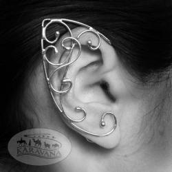 Elfí uši Ginglith