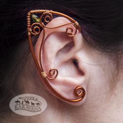 Elfí uši Ginglith Luxury