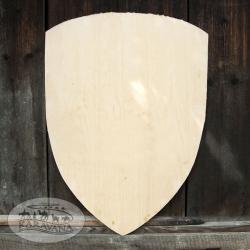 Dřevěný základ na pěstní štít