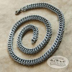 Řetěz na krk stáčený