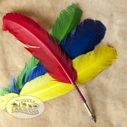 Brk na psaní - barevný