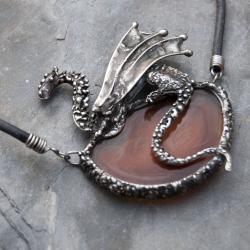 Cínové autorské šperky