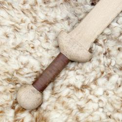 Dřevěný meč gladius rovný - skladem