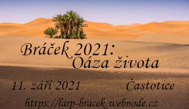 Bráček 2021